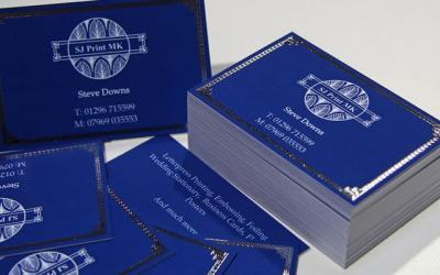 Different Types of Business Cards Printing